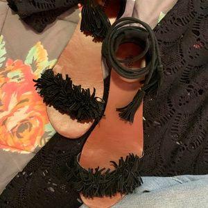 Mossimo Wrap Around Sandals